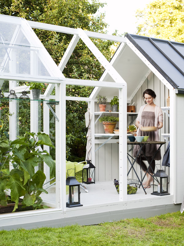 ... When I Came Across These Modular Greenhouse/garden Sheds By Avan.to  Architects In Helsinki. A Perfect Backyard Escape That Has Set Me Dreaming  All Over ...